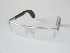 occhiali acustici sportivi